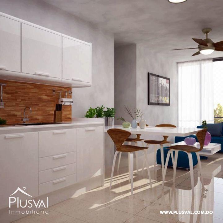 Proyecto de apartamentos en Pueblo Bávaro 160367