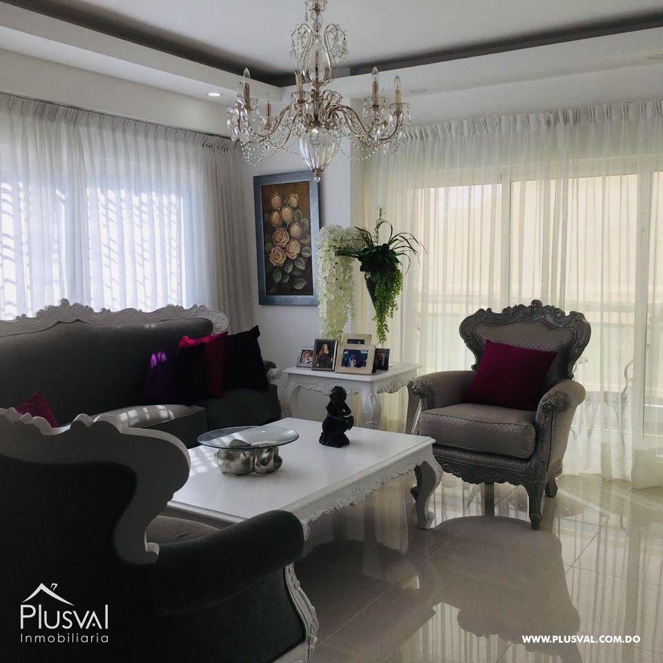 Cómodo Apartamento de Alquiler en Evaristo Morales