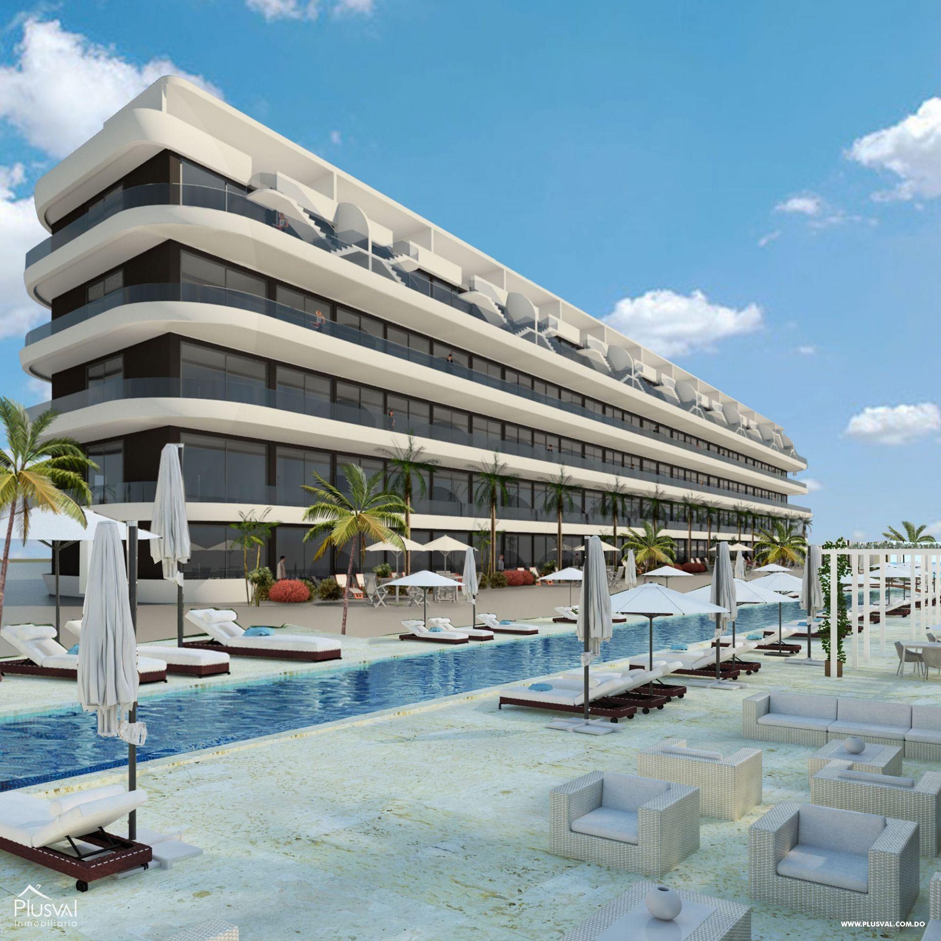Lujoso apartamento estilo resort en Cap Cana 188157