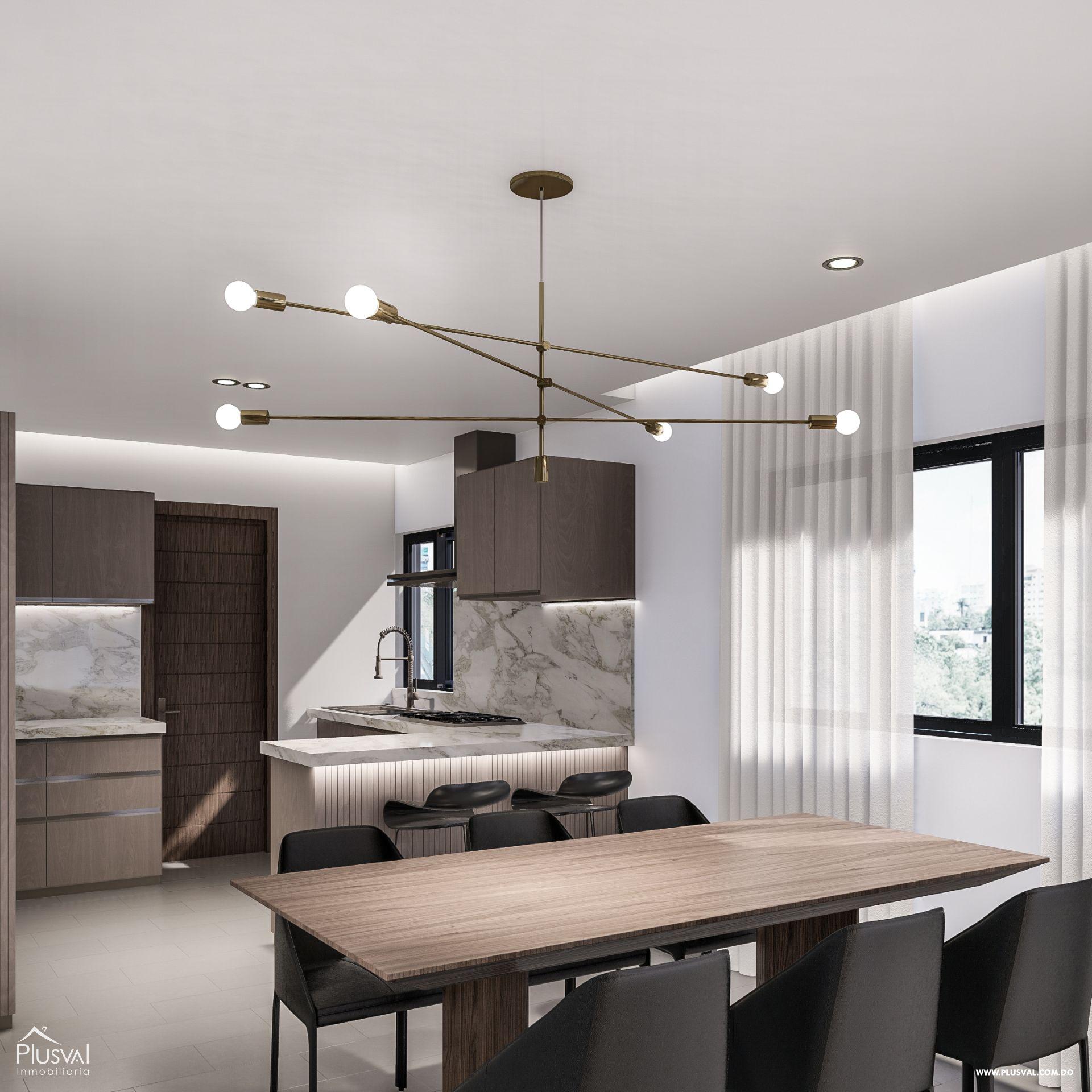 Apartamentos de 2 y 3 habitaciones con todas las amenidades en Los Restauradores 159096