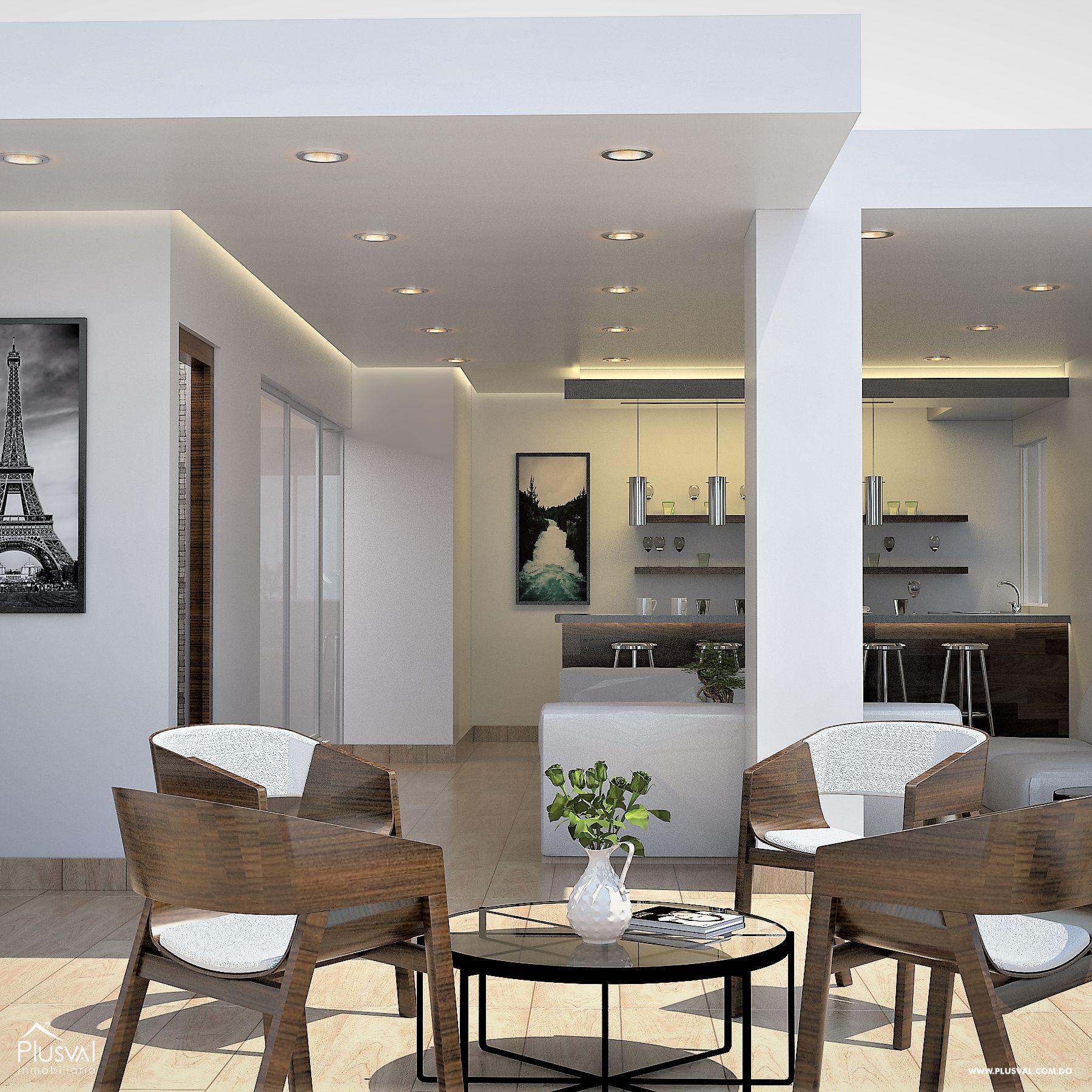 Apartamento en Venta en Urbanización Real con 3 habs MAS estudio 161122