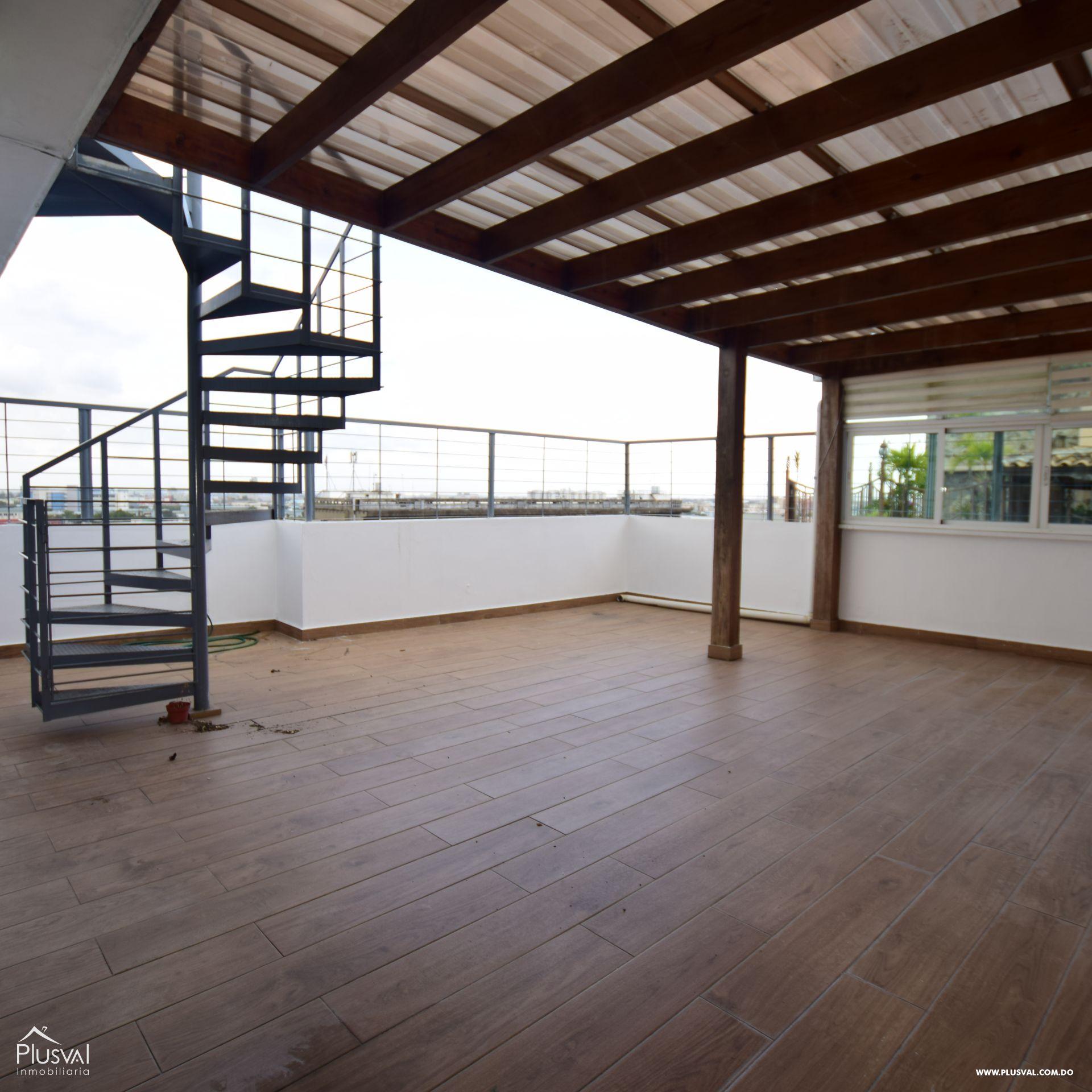 Penthouse en venta, Naco 180863