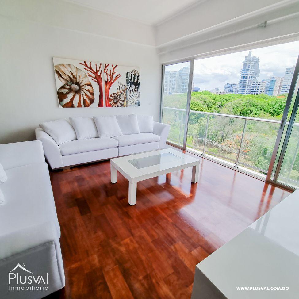 Apartamento en Venta amueblado con vista al parque en La Esperilla 178747