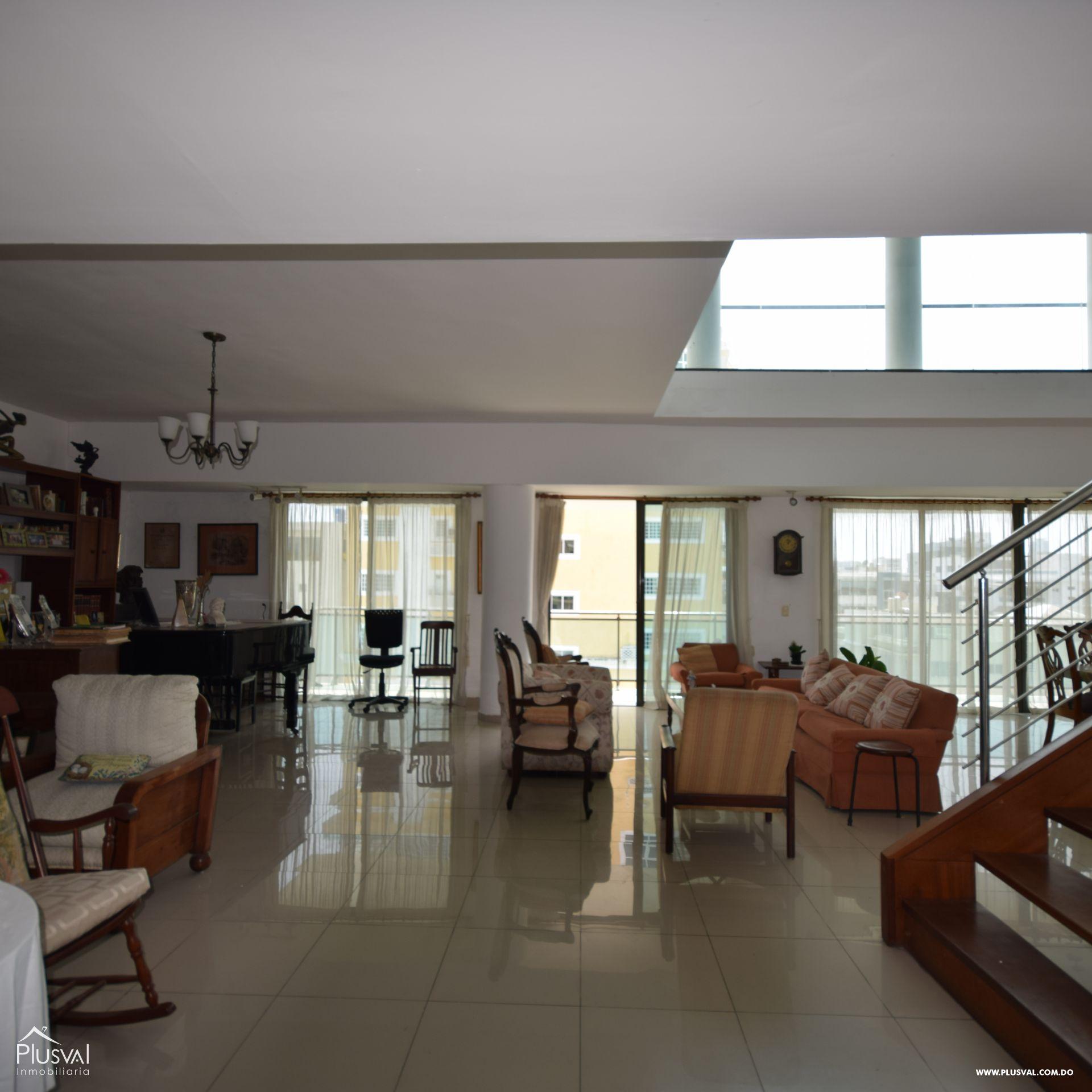 PH tipo LOFT precioso con doble altura moderno y amplios espacios 190329