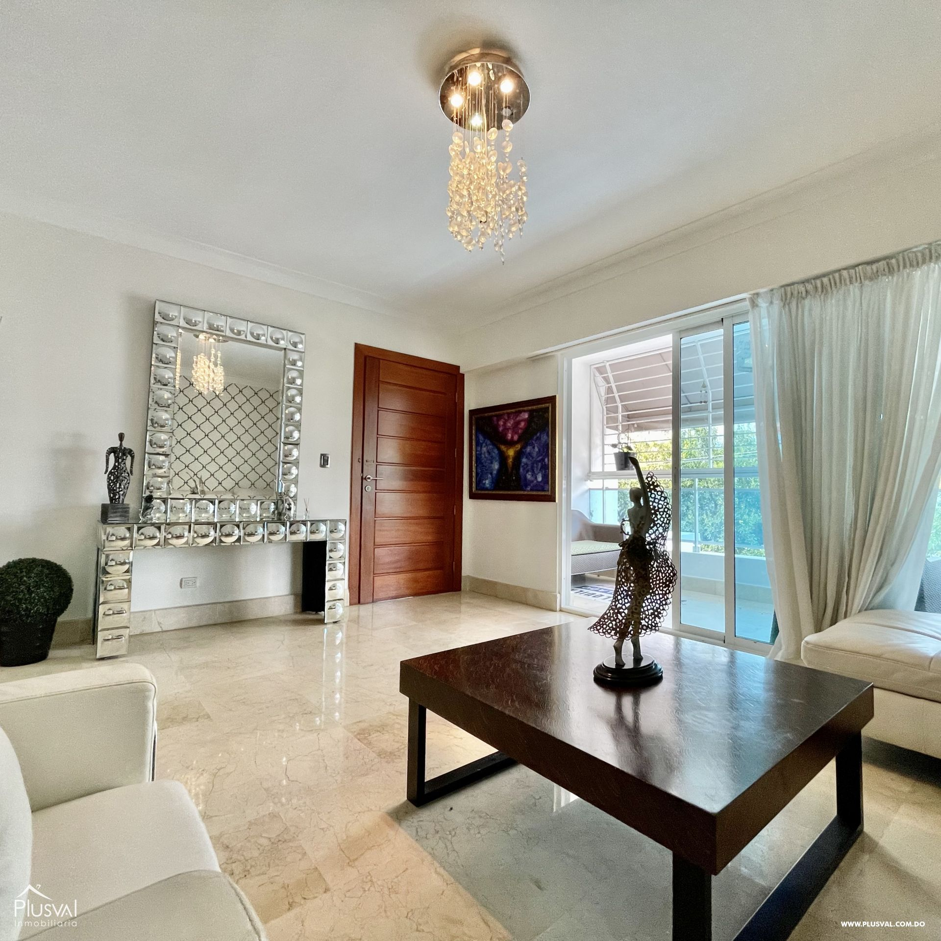Apartamento Amueblado en Alquiler en Bella Vista 187698