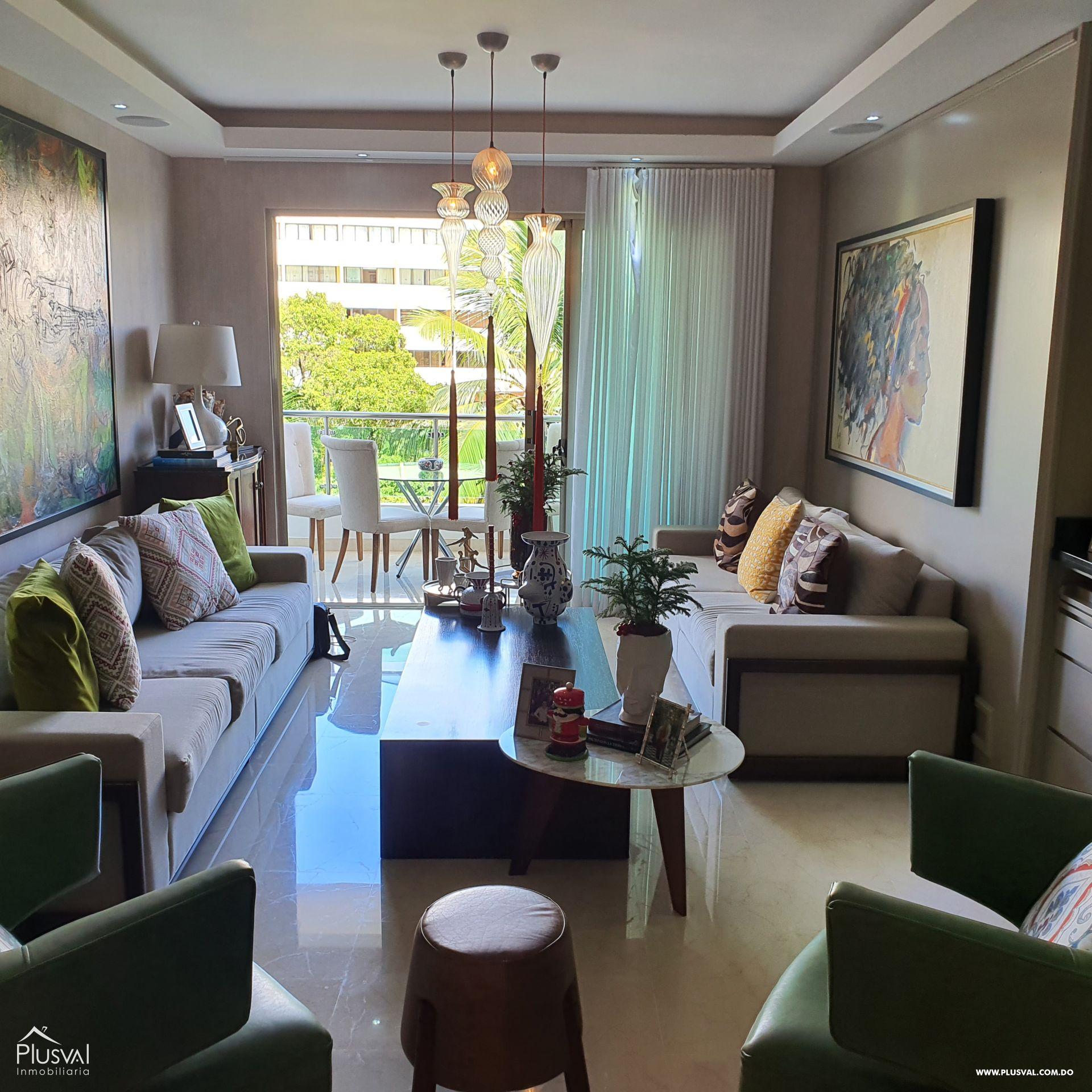 Apartamento en venta con excelente ubicacion en Los Cacicazgos