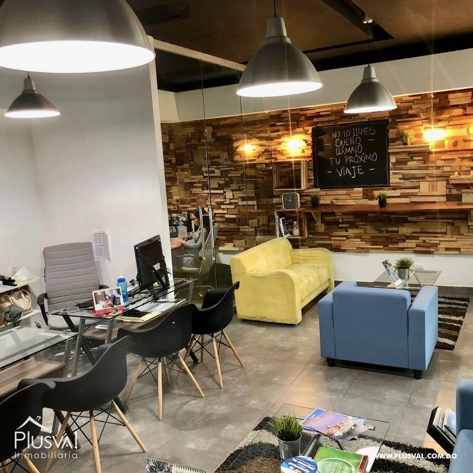 Local de oficina 3 niveles