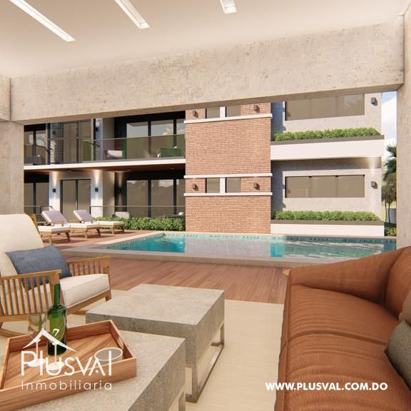 Apartamento de Lujo en Playa Dorada 168703