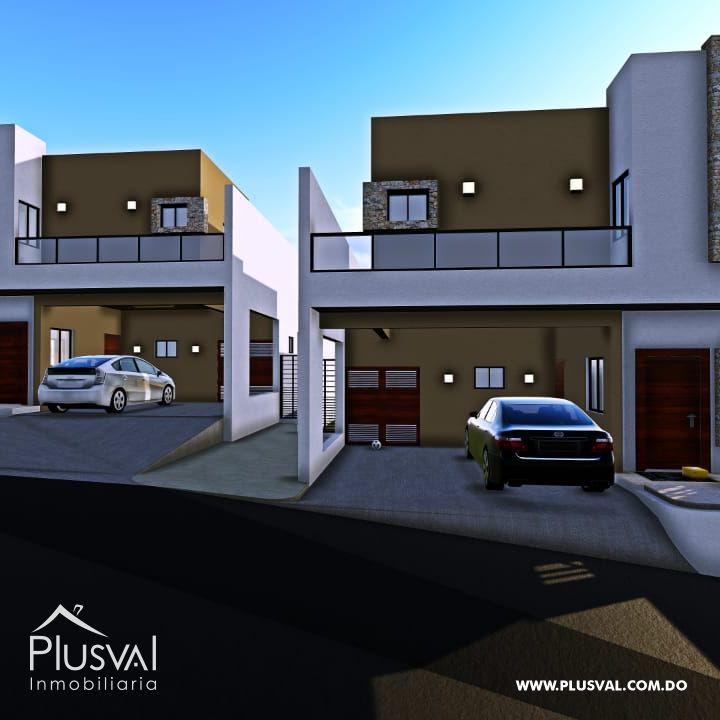 Proyecto de casas en los Hidalgos