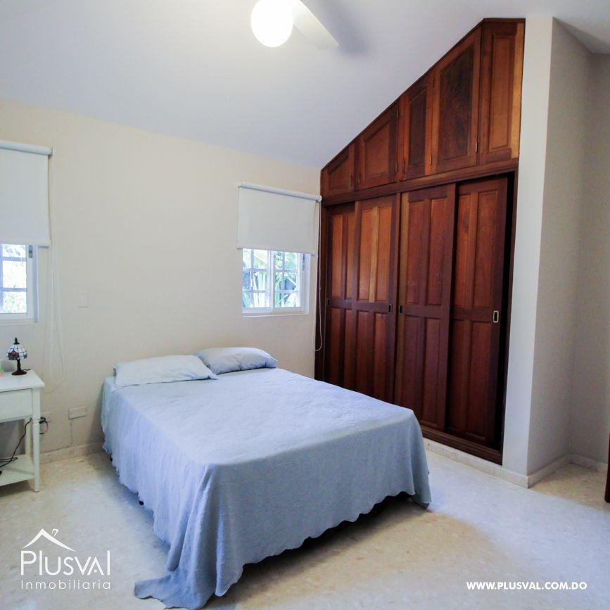Casa en alquiler 2 niveles en los Rios 173474