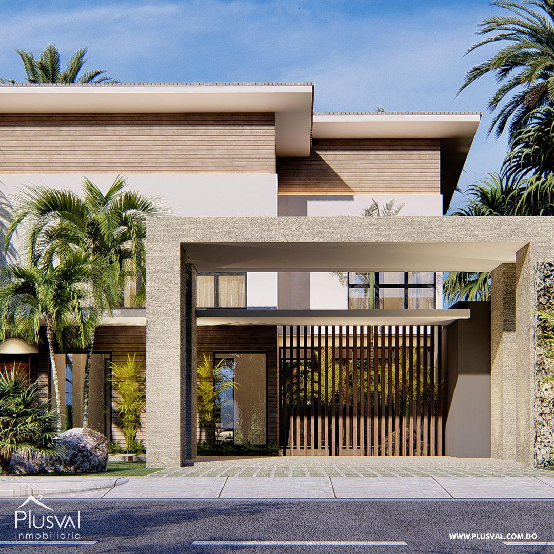 Villa en venta, en West Village, Punta Cana 181909