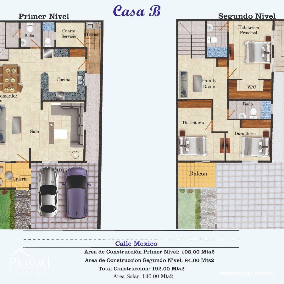 Casa en Venta de Dos niveles en Vista Hermosa 151040