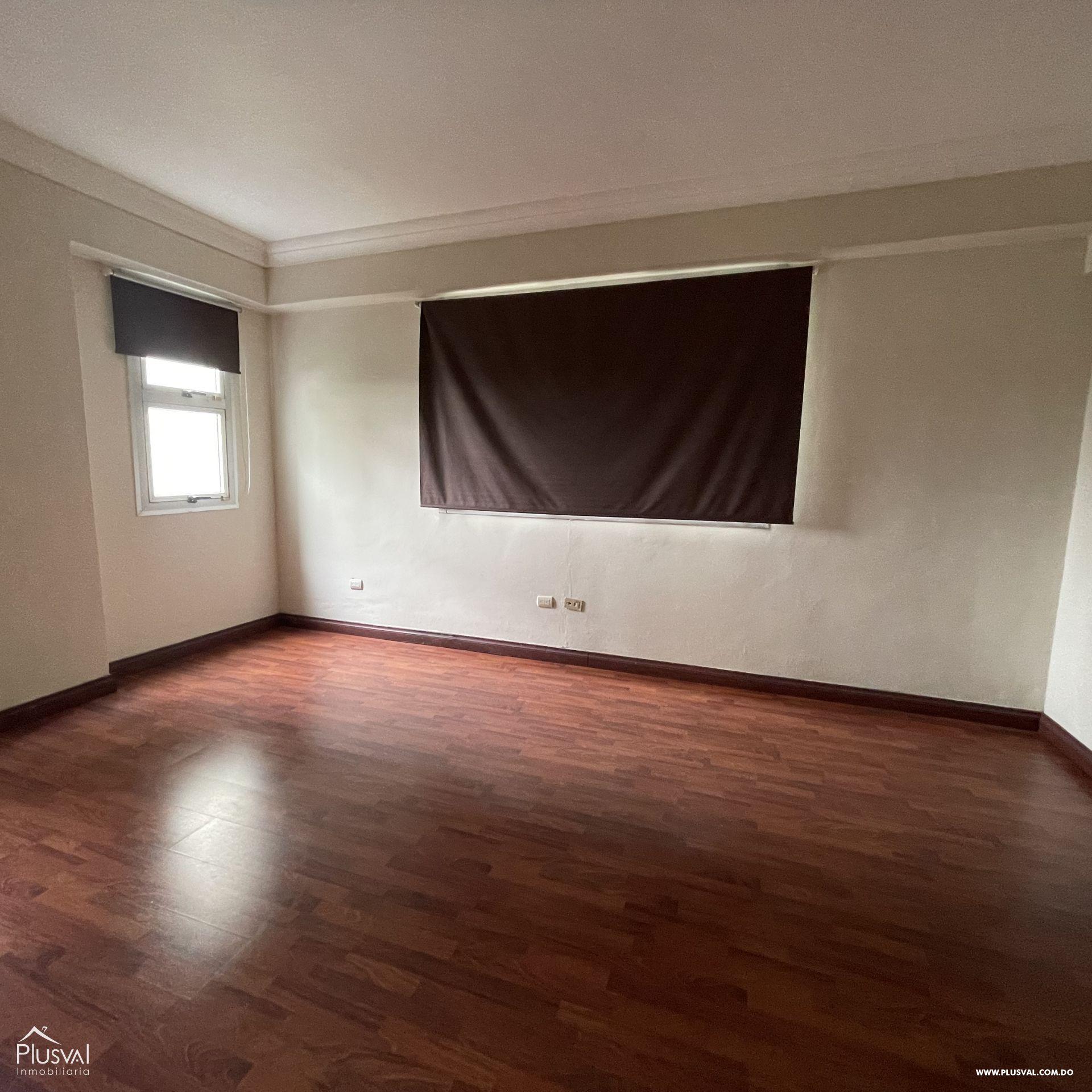 Apartamento en alquiler, Naco 185474