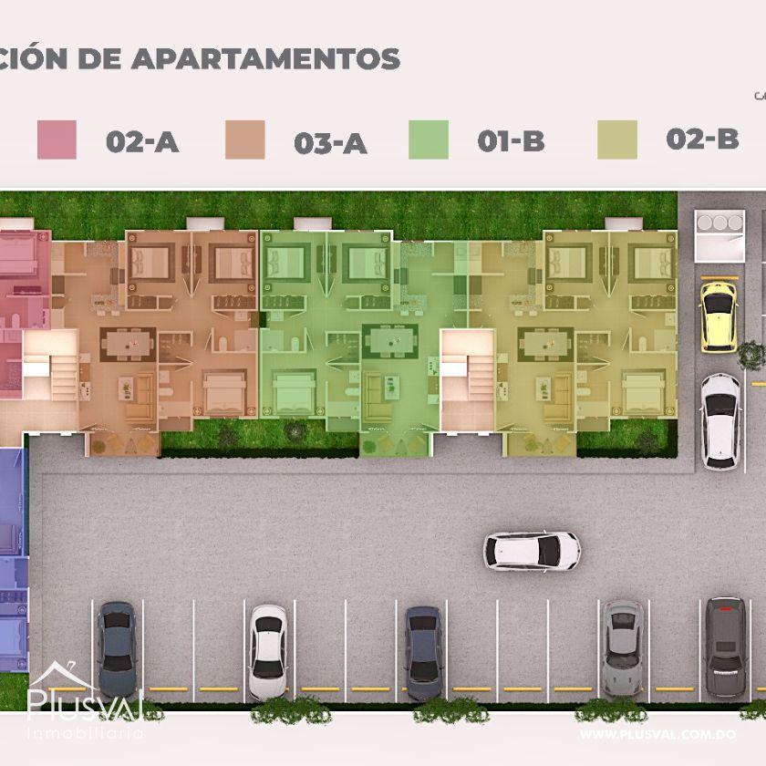 Proyecto de apartamentos en la Av. España 175001