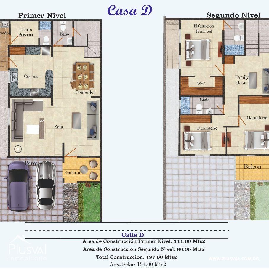 Casa en Venta de Dos niveles en Vista Hermosa 151039