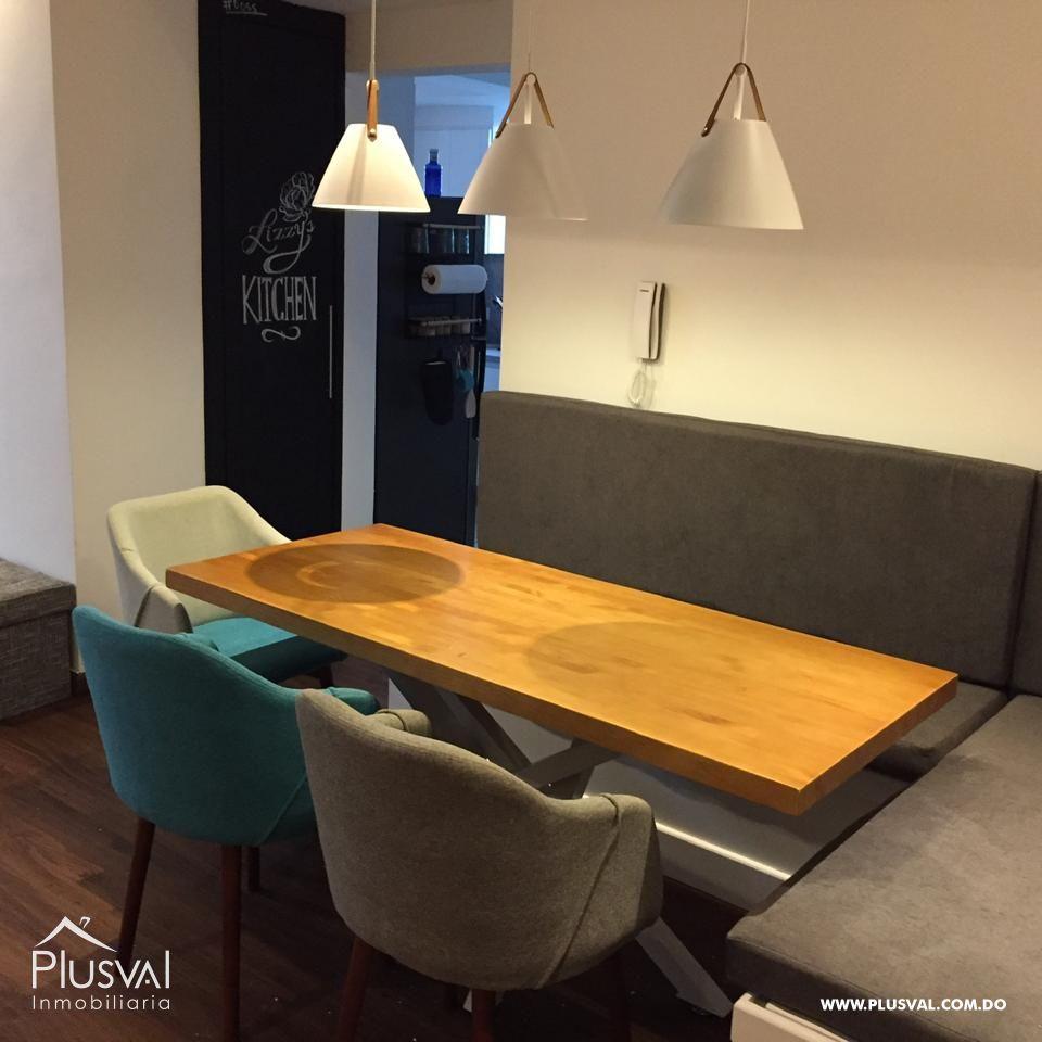 Exclusivo Apartamento en Venta (Mirador Norte) Completamente Amueblado 159793