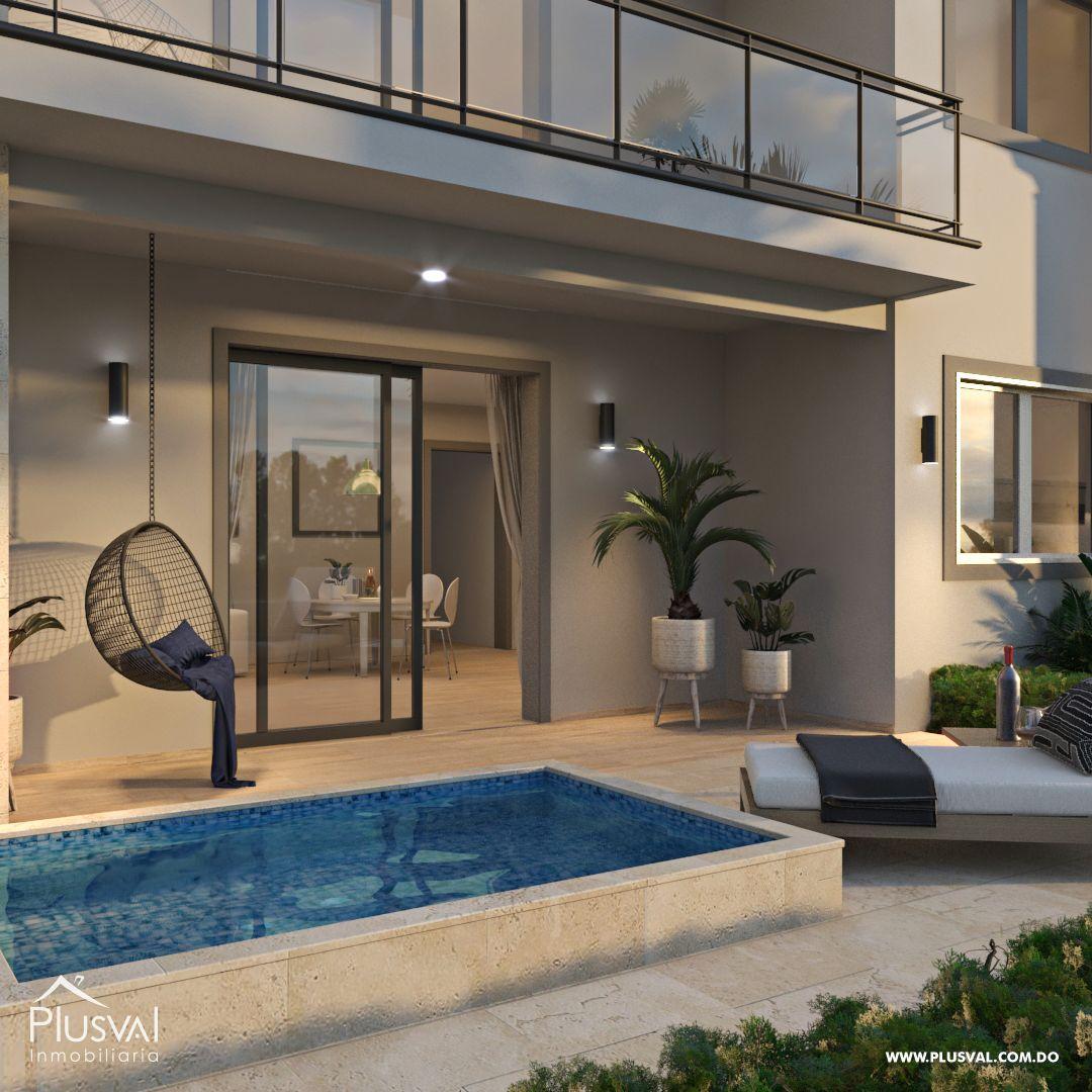 Venta Apartamento 3 habitaciones- En Bávaro
