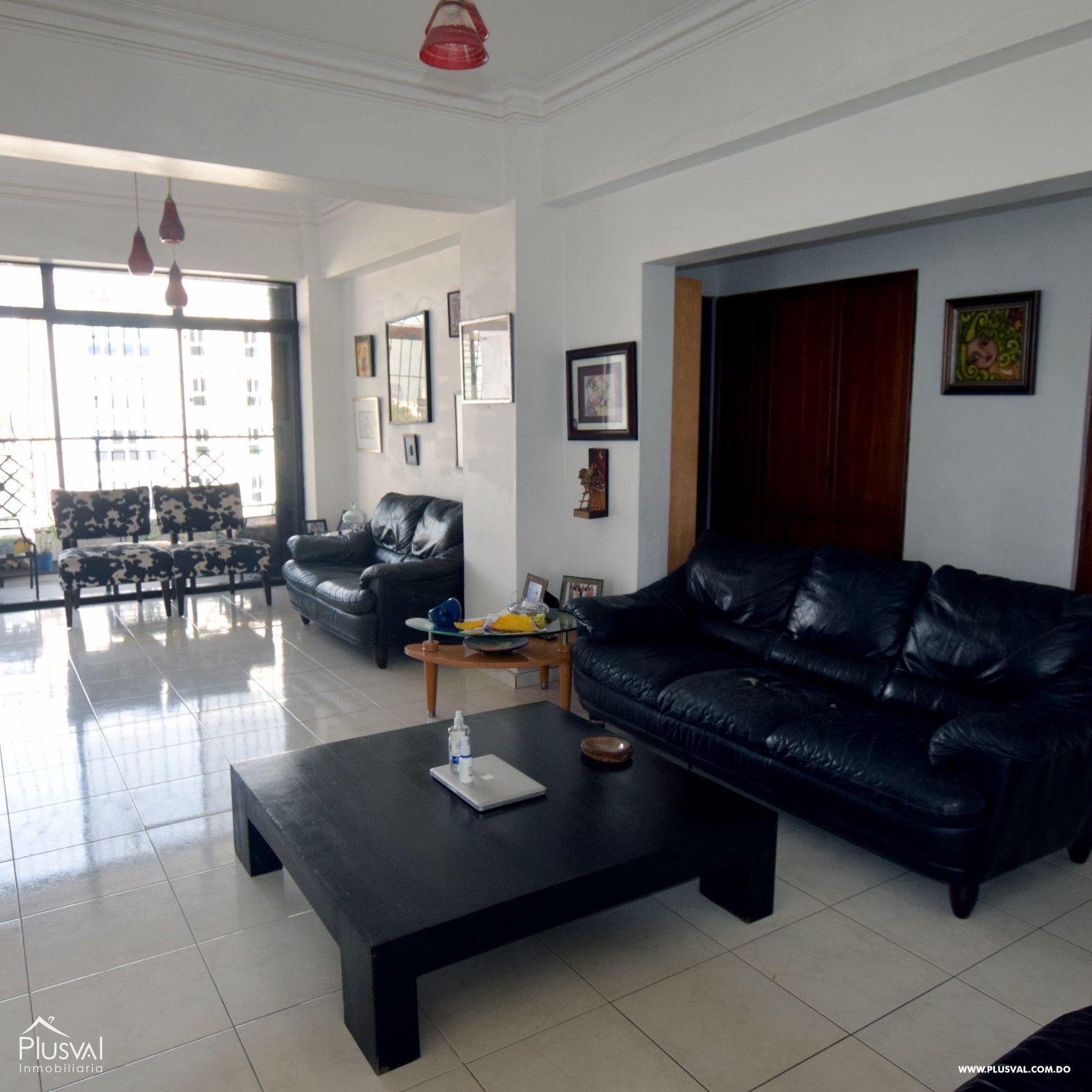Apartamento en venta, Evaristo Morales 152486