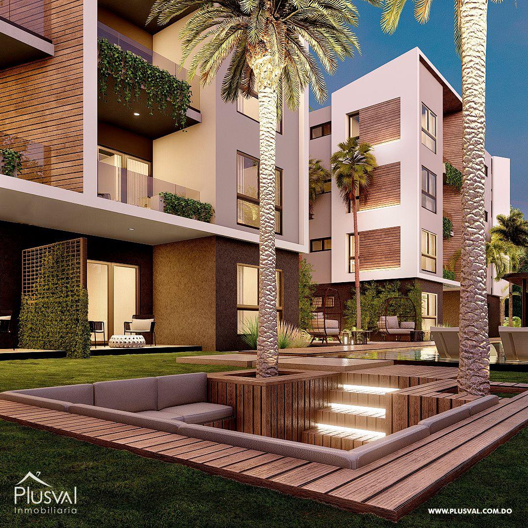 Apartamentos en Venta, con moderno estilo, en Las Canas, Cap Cana 175548