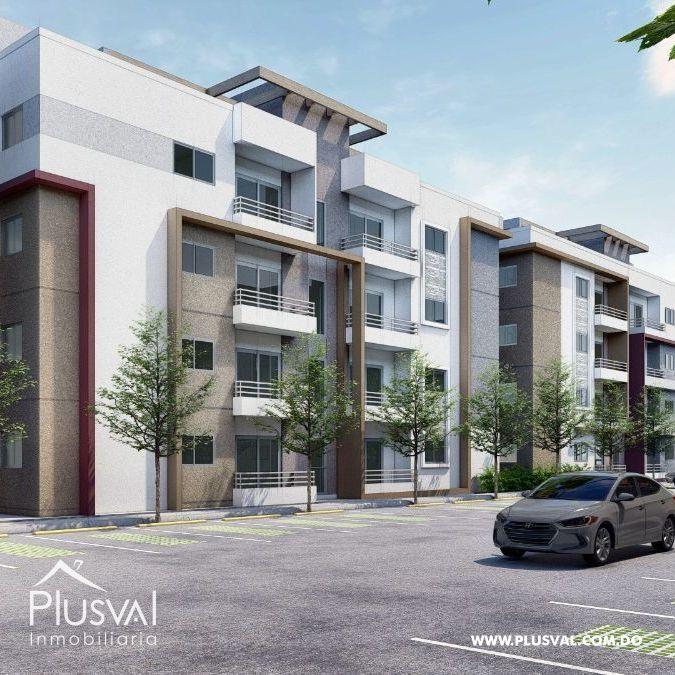 Apartamentos con bono vivienda cerca de la Ave. Jacobo Majluta
