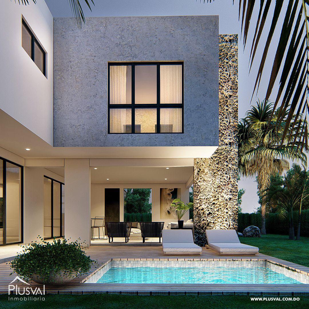Villa en venta, en West Village, Punta Cana 181911