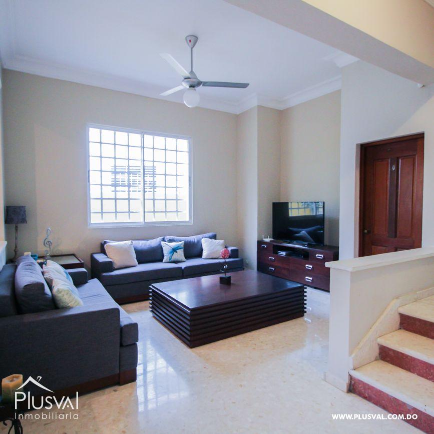 Casa en alquiler 2 niveles en los Rios 173468