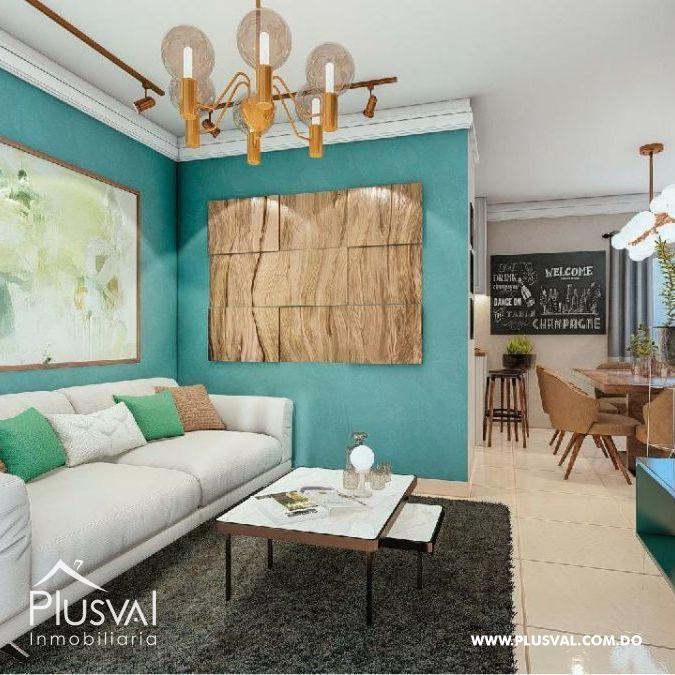 Apartamentos en la Jacobo Majluta con excelente área social 173613