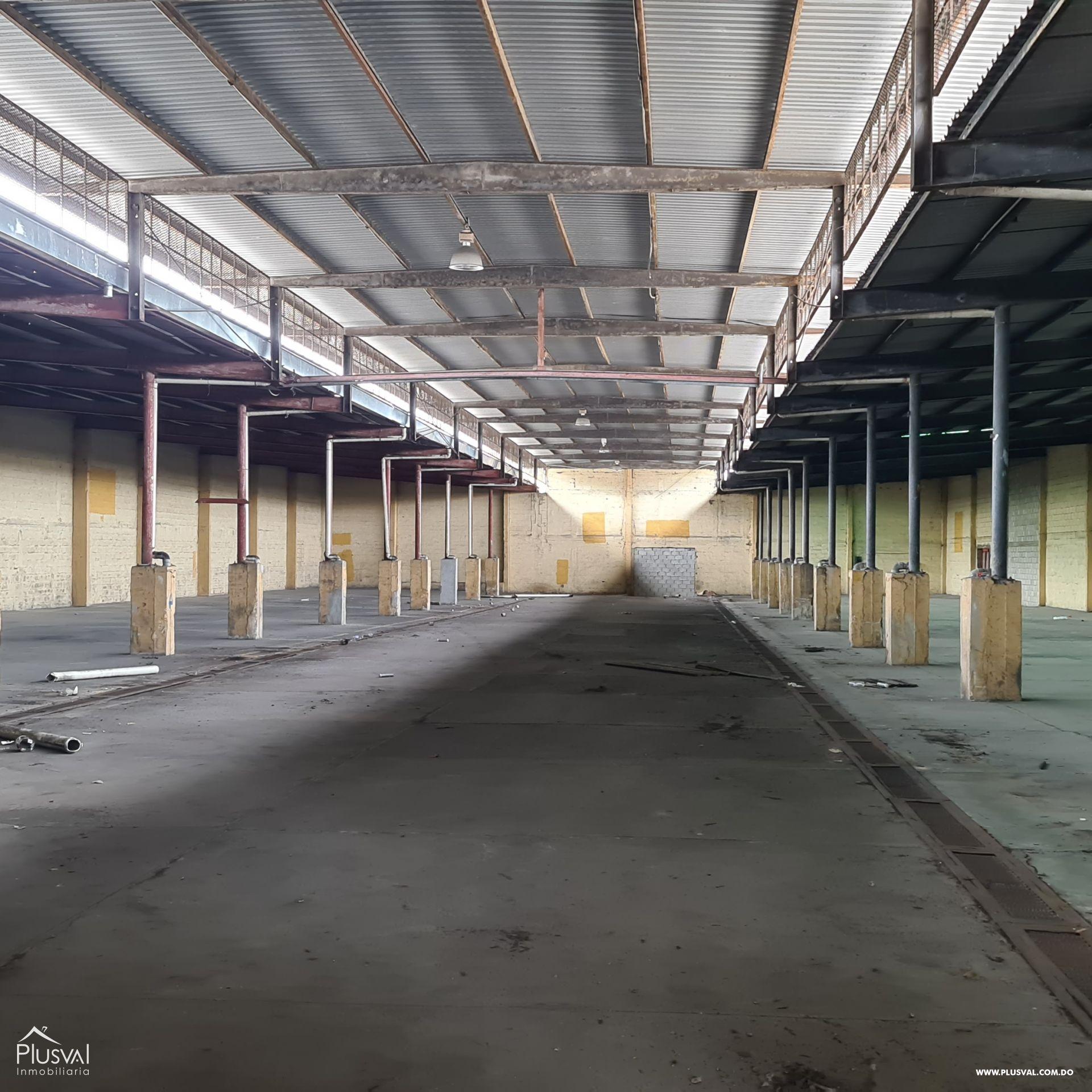 Nave industrial en alquiler, Herrera 170393