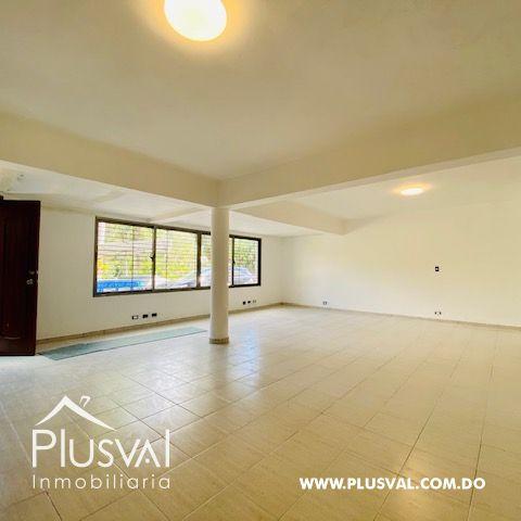 Hermosa casa en alquiler en zona residencial y exclusiva en Los Rios Arroyo Hondo 169708