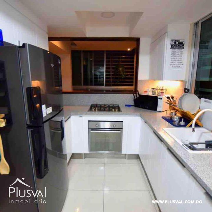 Exclusivo Apartamento en Venta (Mirador Norte) Completamente Amueblado 159807