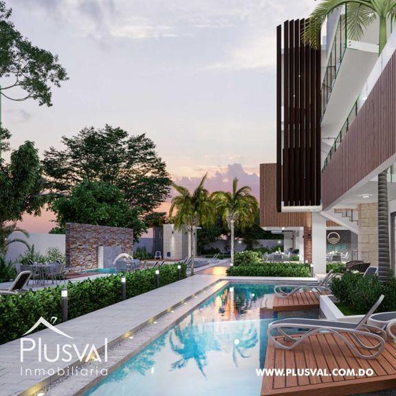 Apartamento tipo PH de venta  en Playa Nueva Romana 188786
