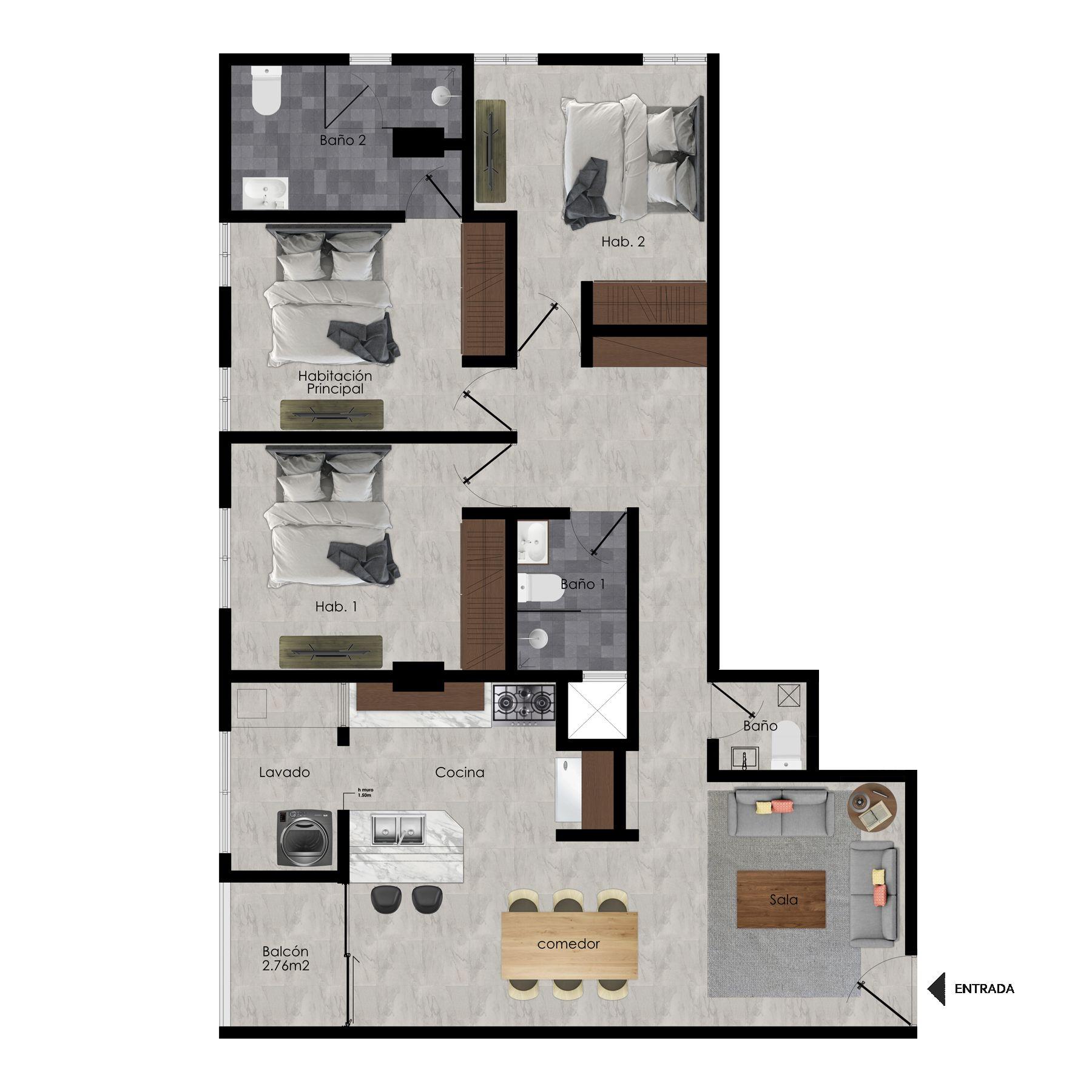 Apartamentos en venta próximo a MEGA CENTRO, Carretera Mella Sto. Dgo. Este 154913