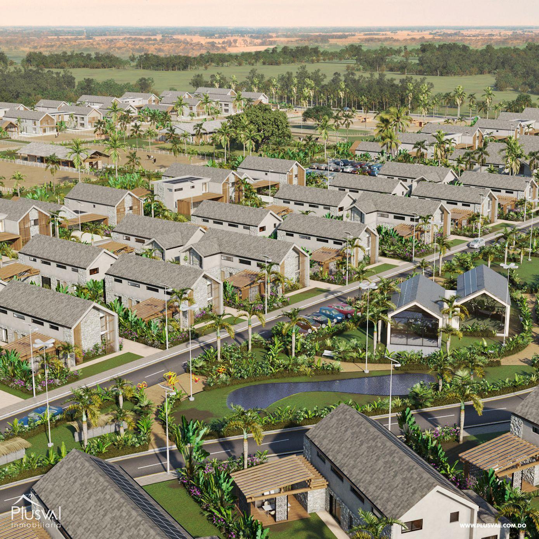Villas en Venta, a solo 10 minutos del Aeropuerto de Punta Cana 181248