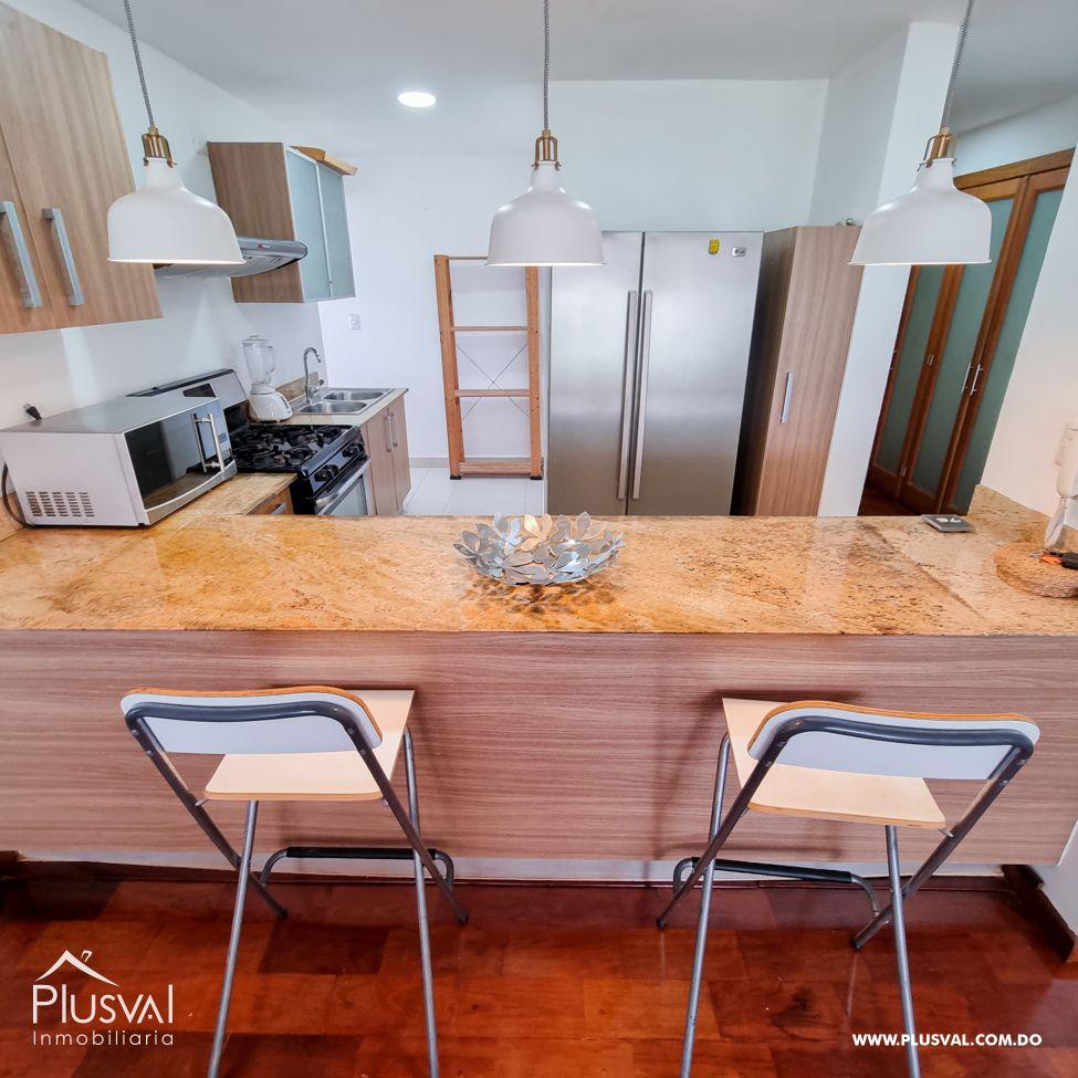 Apartamento en Venta amueblado con vista al parque en La Esperilla 178756