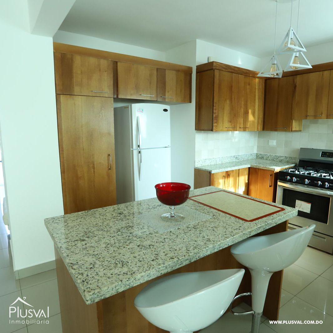 Apartamento en renta amueblado ubicado en Llanos de Gurabo 188135