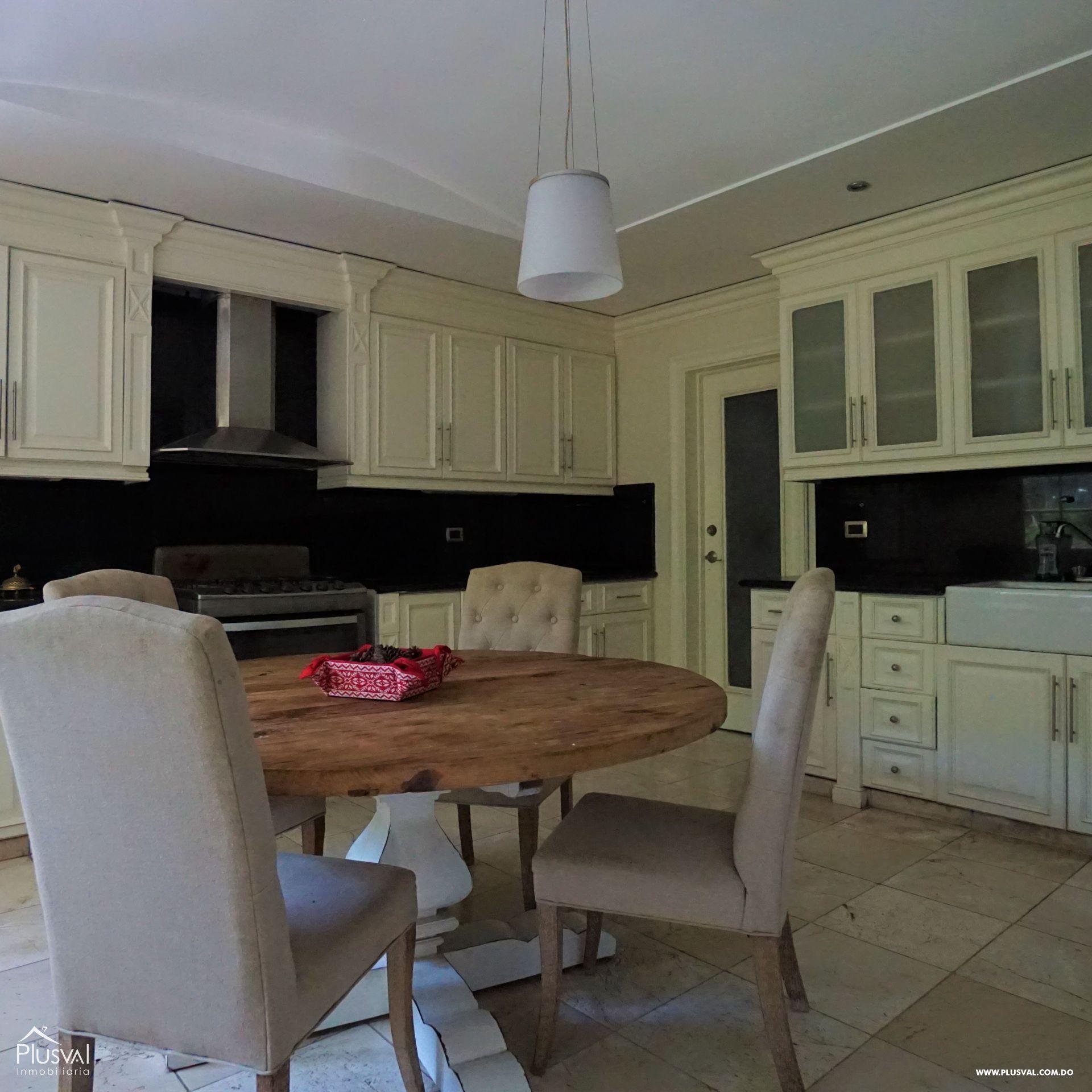 Casa de lujo en venta Arroyo Hondo Viejo 165342