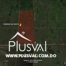 Terreno con 34,587.22 m2 en Venta en Km. 22 justo detrás del Merca Santo Domingo 162785
