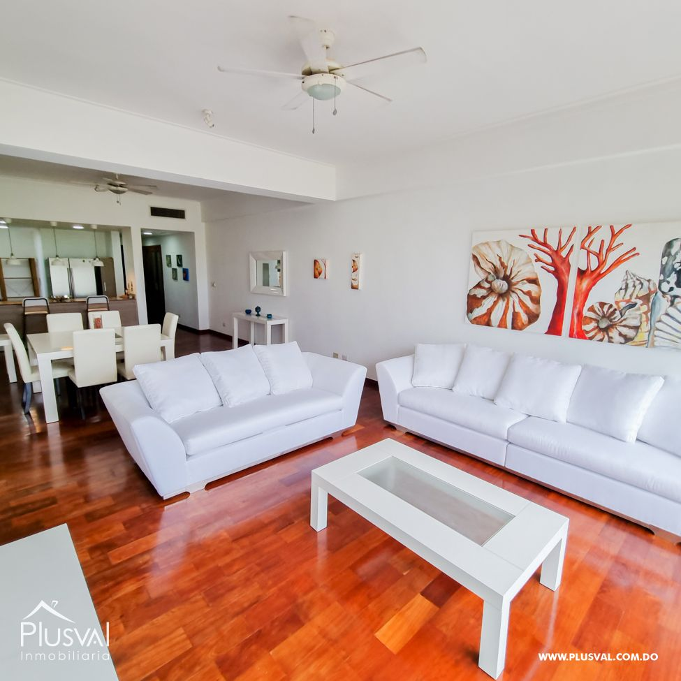 Apartamento en Venta amueblado con vista al parque en La Esperilla 178746