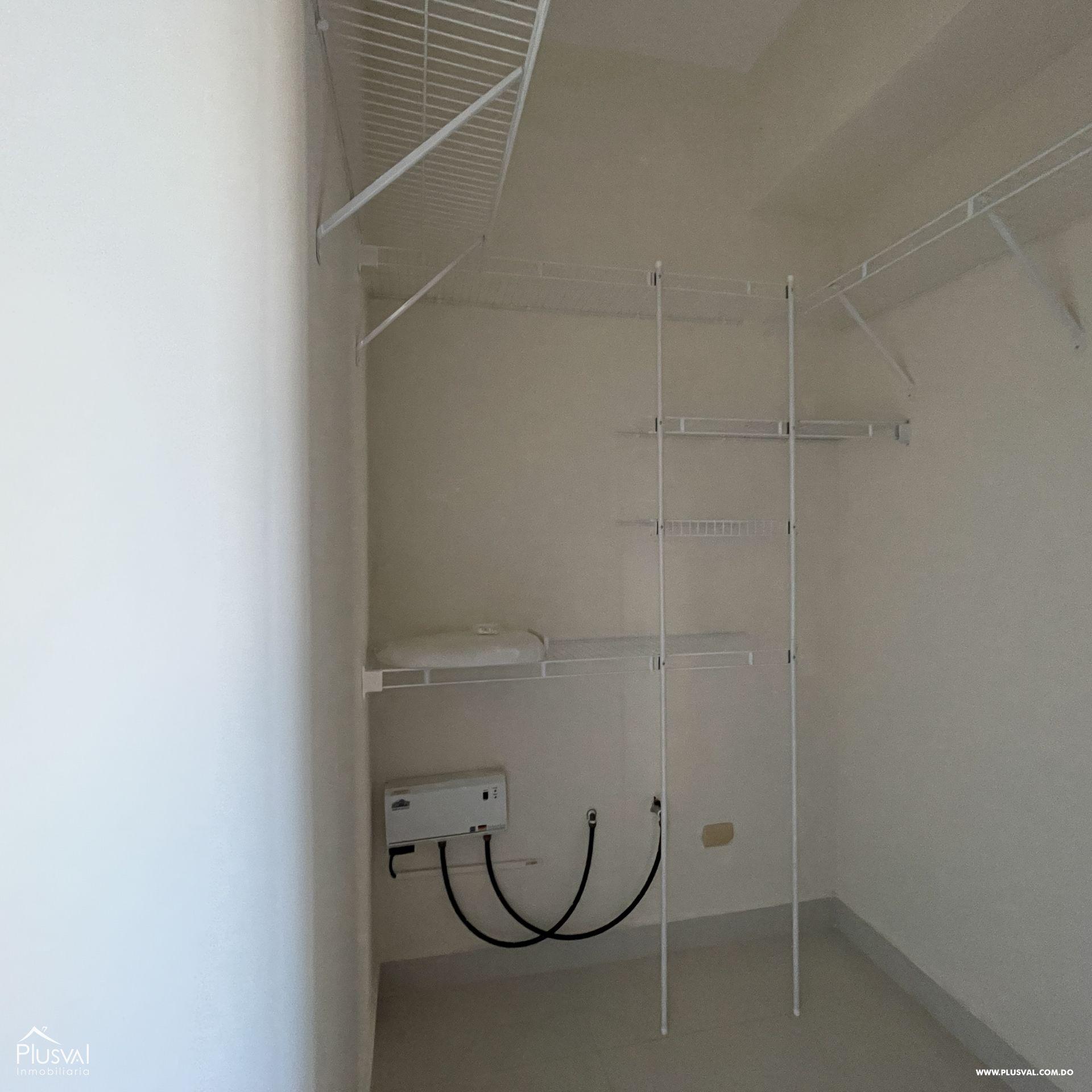 Apartamento de 1 habitación en  en Bella Vista en alquiler 165778