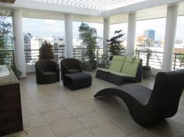 Penthouse 2 niveles, en venta, Evaristo Morales.