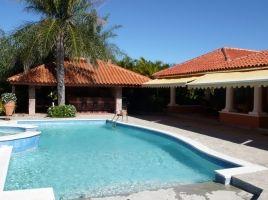 Villa en alquiler amueblada en Guavaberry.