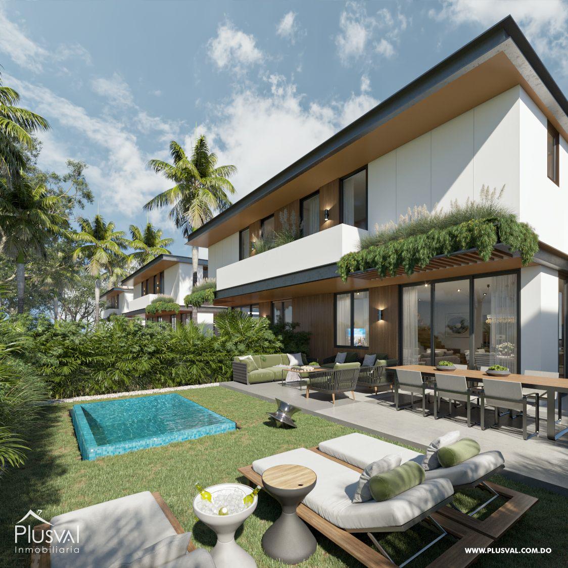 Casas independientes en venta, en Bavaro
