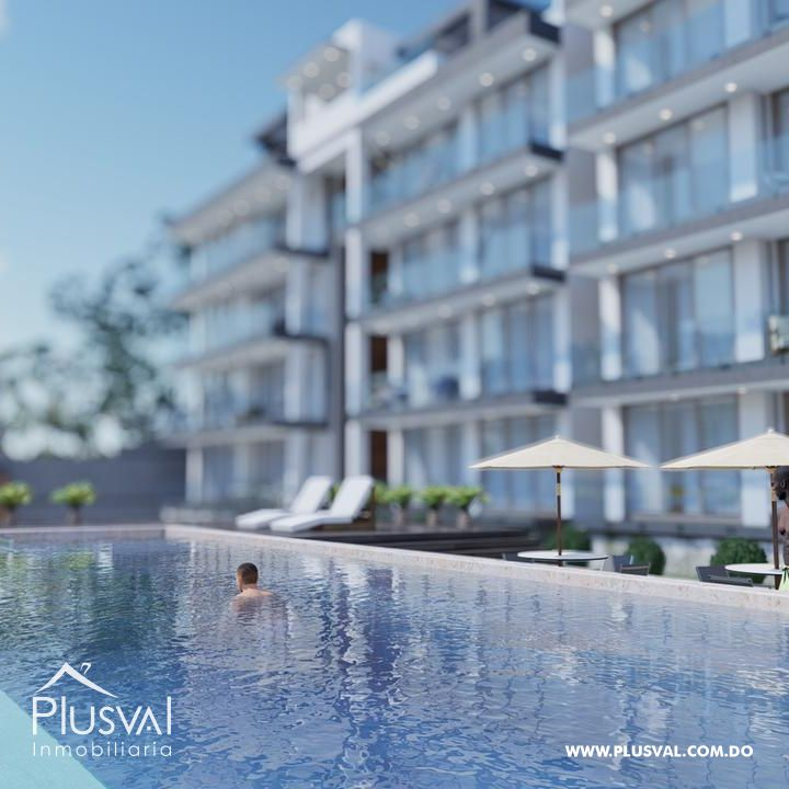 Exclusivo Apartamento en Venta en Playa Cabarete 163346