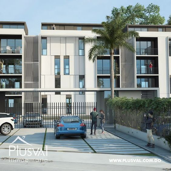Apartamento de venta en Don Pedro con área social y piscina 178457