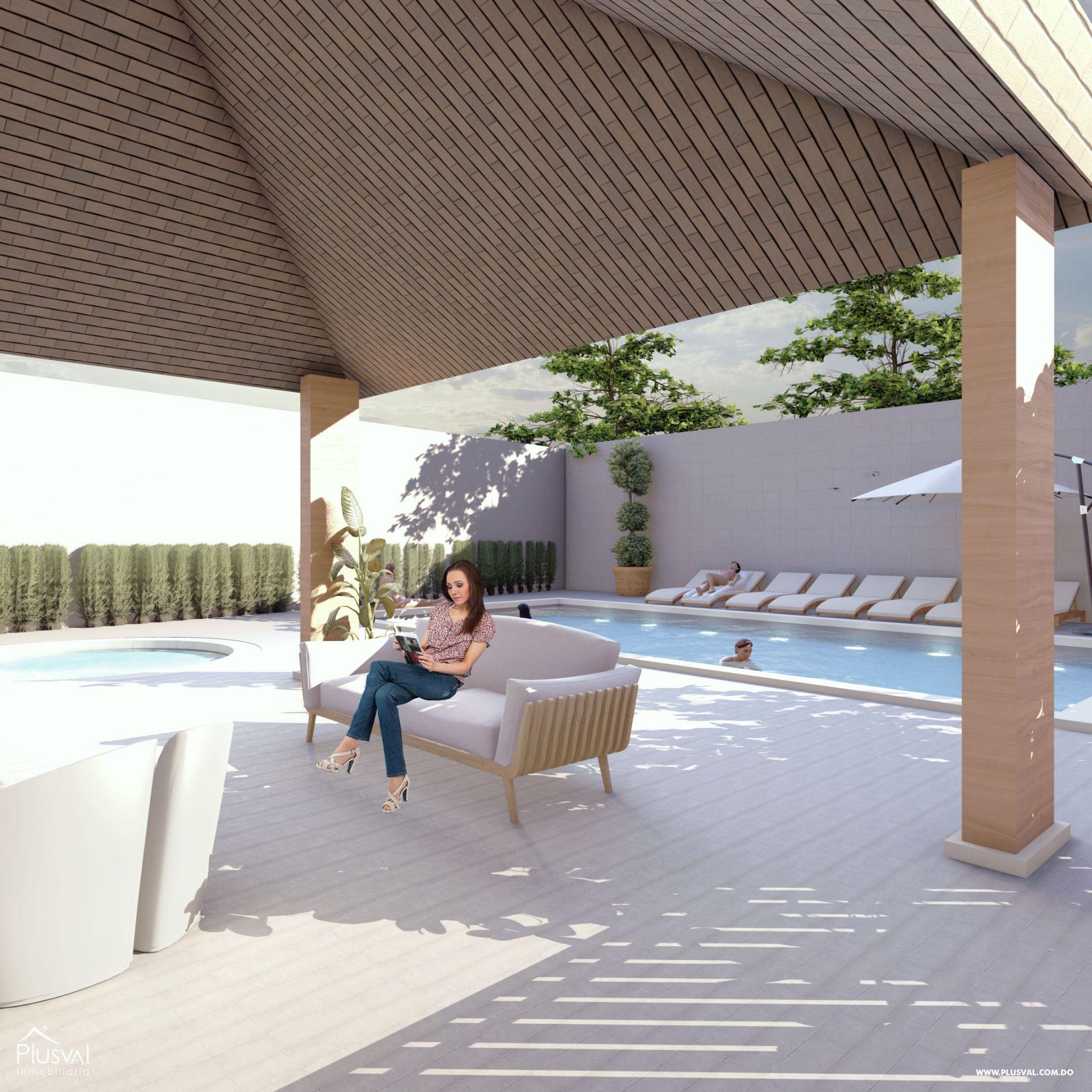 Moderno Proyecto de Apartamentos en Santiago 166988
