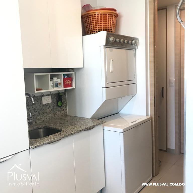 Apartamento en alquiler con LINEA BLANCA en Evaristo Morales 178002