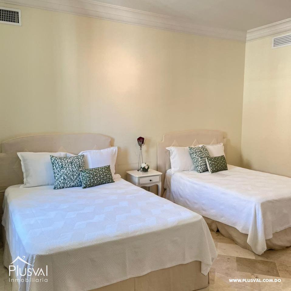 Apartamento en alquiler en Piantini amueblado 164162