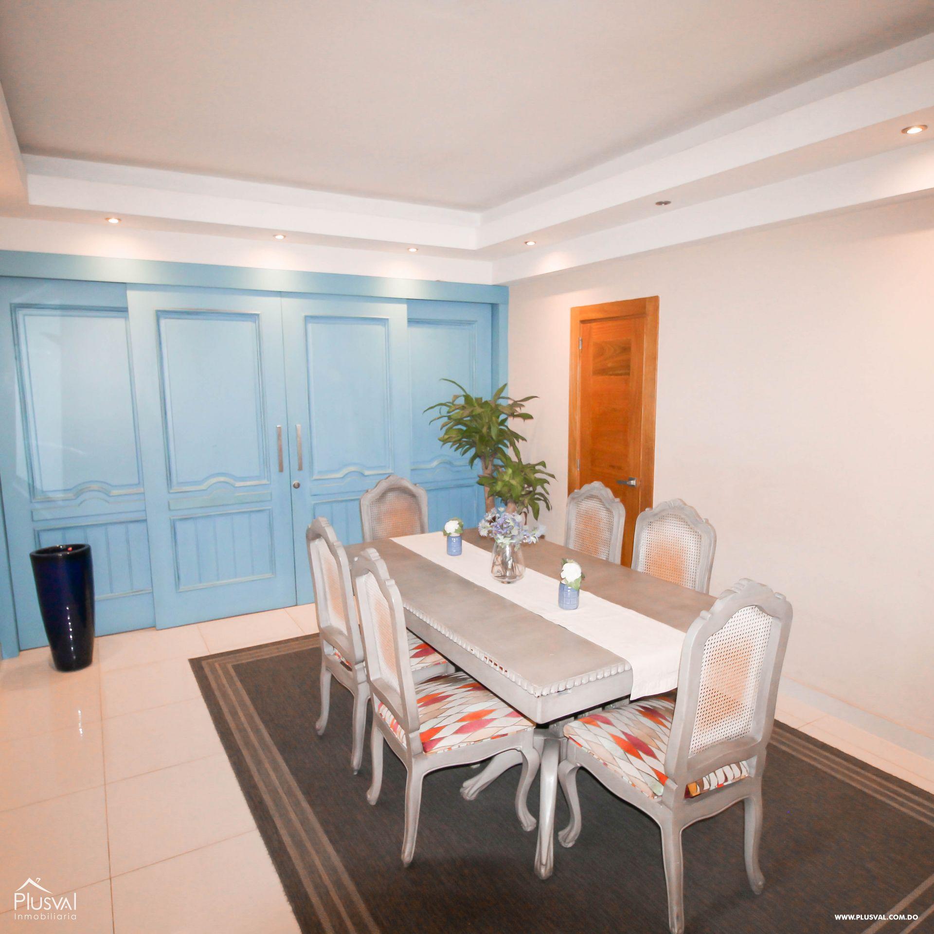 Apartamento en Venta con Terraza en Naco 157350