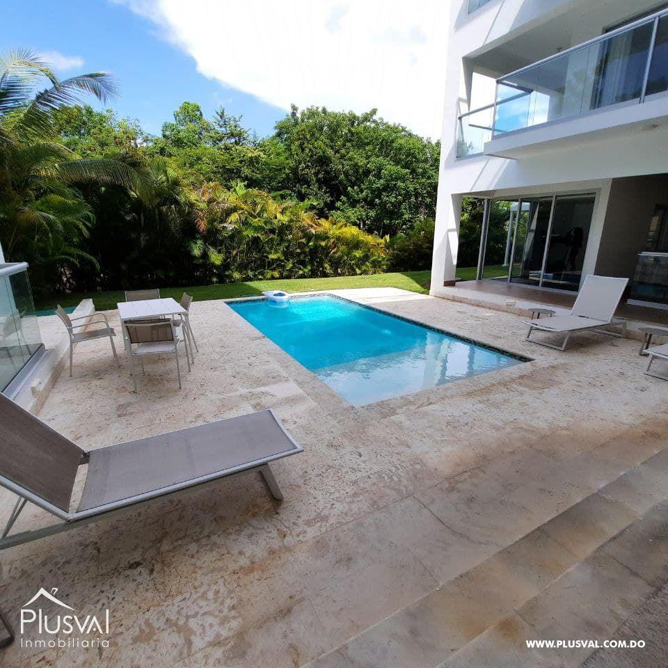 Apartamento de 1 habitación amueblado en alquiler ubicado en Punta Cana Village