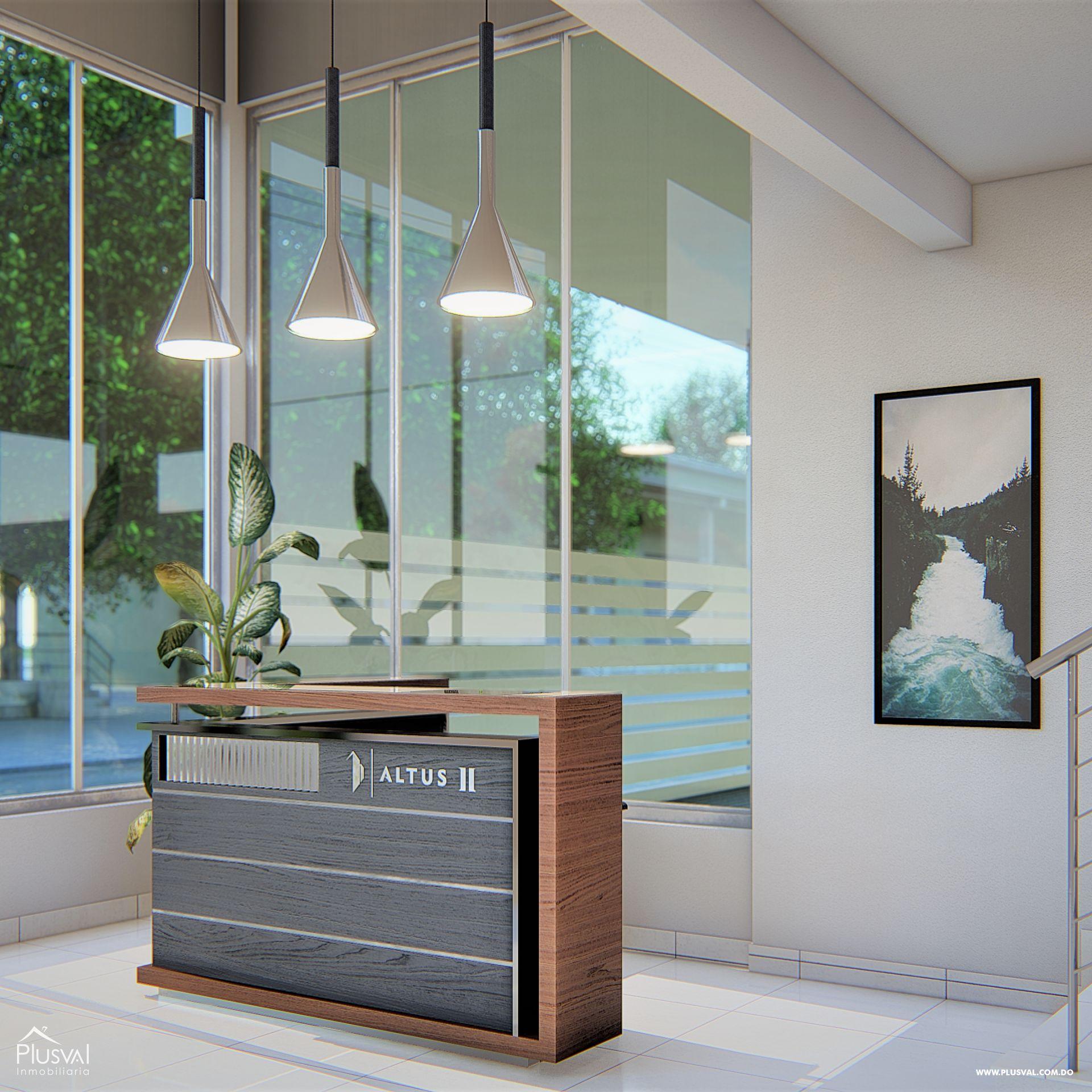 Apartamento en Venta en Urbanización Real con 3 habs MAS estudio 161126